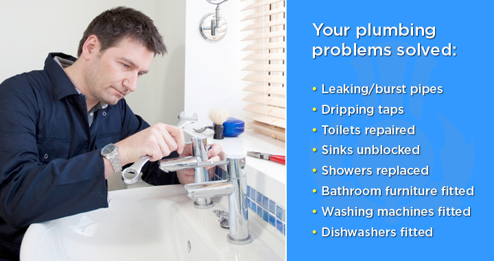 plumbing repairs in sheffield