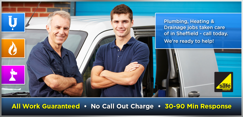 sheffield plumbers on call