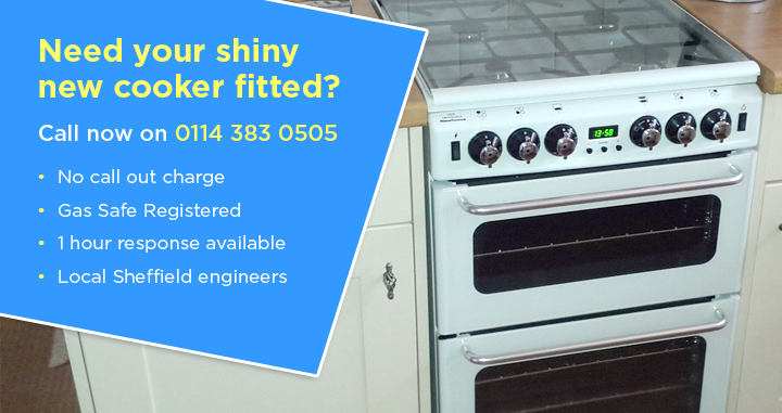We can fit your new cooker!