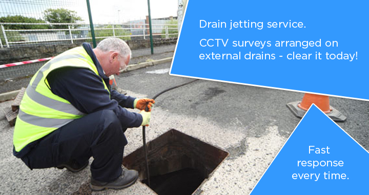 All external drainage problems taken care of in Sheffield