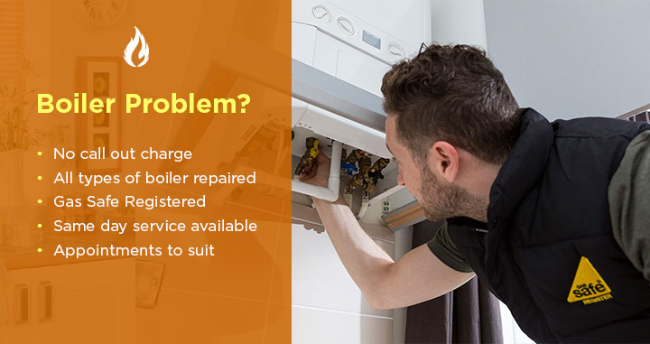 Boiler problem? Call now on 0114 383 0505