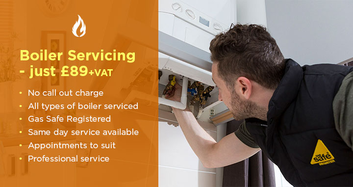 Sheffield Boiler servicing just £75 - No Call Out Charge